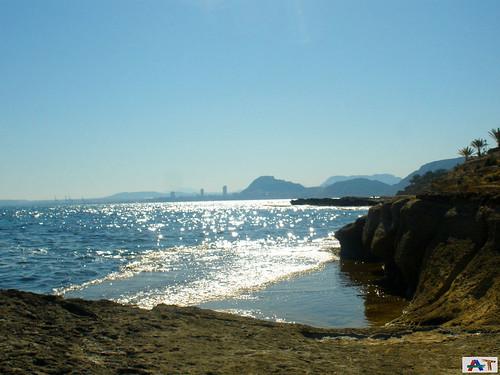 Cala Cantalar en el Cabo de las Huertas (VI)