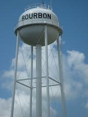 Bourbon! (Photo Adventures) Tags: travel vacation route66 watertower roadtrip 66 mo route missouri bourbon 5photosaday bourbonmo