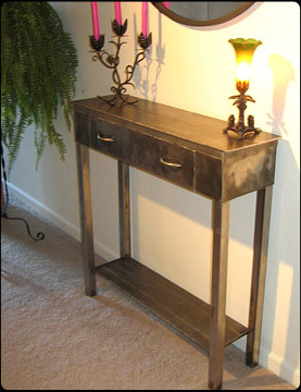 Pesta Hallway Console Table
