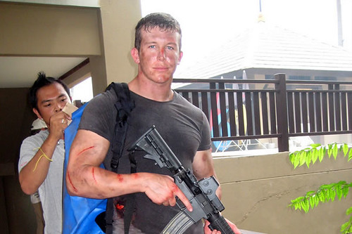 Ted Dibiase Jr. in The Marine 2