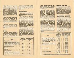 Dig For Victory Leaflet (#11, inside