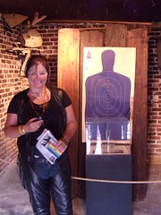 Ev at Elvis Gun Range