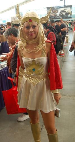 Comic Con 09: She-Ra
