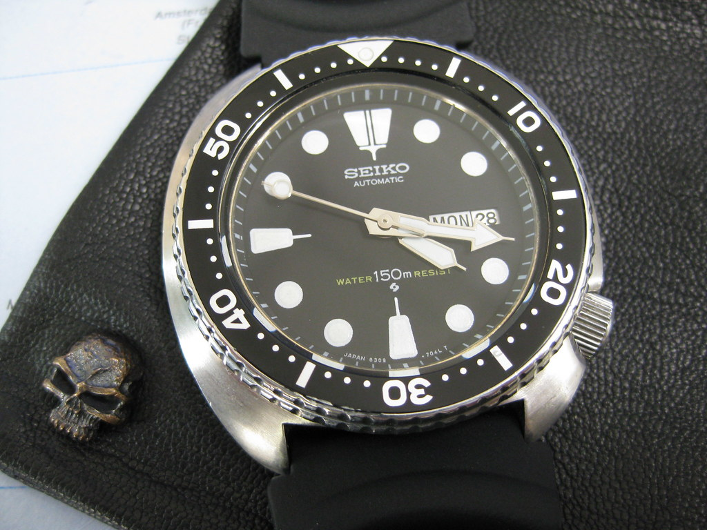 what are the top 5 favorite dive watches you own