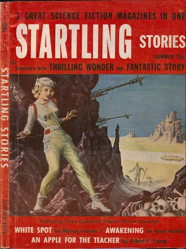 Startling Stories 1955 FC (by senses working overtime)
