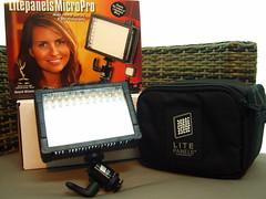 Litepanels MicroPro (Mufasa Co., Ltd) Tags: light thailand bangkok videoproduction hdcamera mufasa oncamera micropro litepanels
