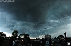 Summer storms (Nick Wons Photography) Tags: toronto darkclouds thunderstorms may232011