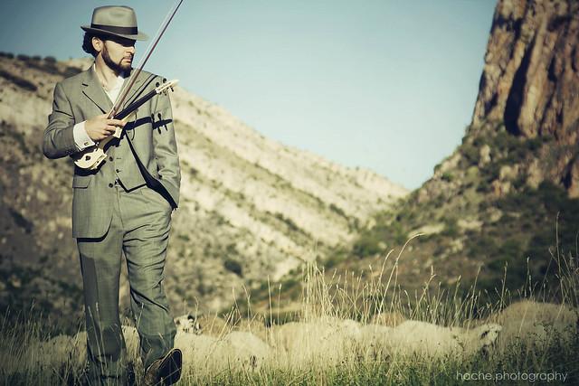 El violinista de Hamelin ... o ... el hombre que susurraba a las ovejas