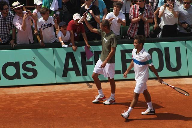 Nicolas Escudé and Arnaud Clément