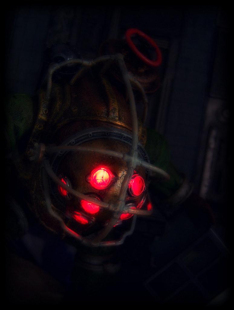 Bioshock Big Daddy Bouncer Elite