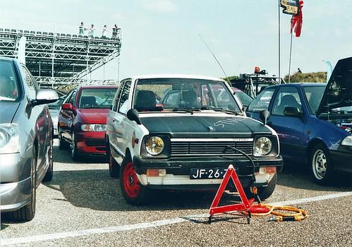 Bosozoku style Suzuki Alto SS40 @ JAF2011