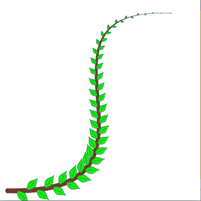 taperedBranch