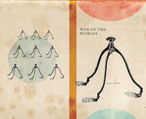 the war of the worlds book. makeup The War Of The Worlds