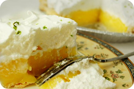 Karen's key lime pie