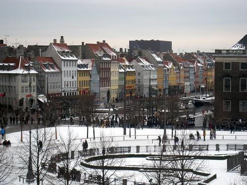 Kongens Nytorv and Nyhavn