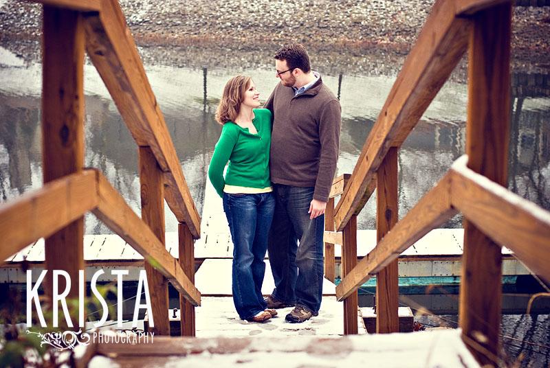 Kris & Erin's Engagement Session