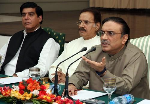 PAKISTAN-POLITICS-PARTIES