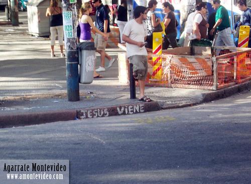 Jesús viene