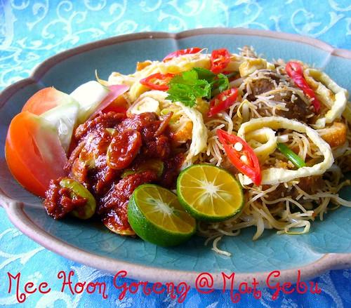 Mee Hoon Goreng