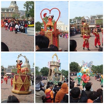 HK Disneyland Parade