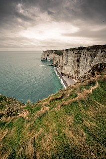 Étretat Cliffs