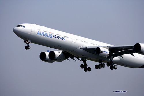 Airbus A340-600 2