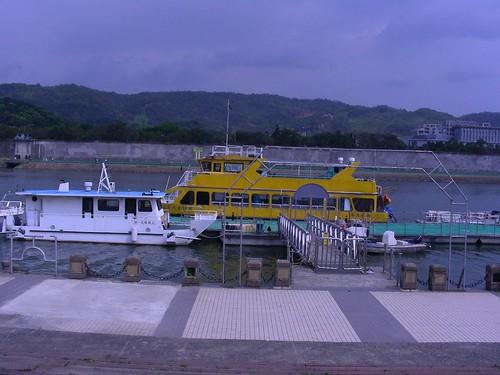 大佳河濱-碼頭