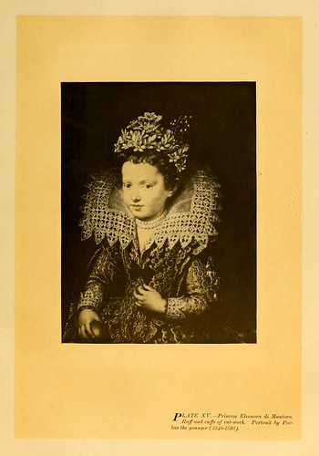 005-Cuello y puños de encaje siglo XVI