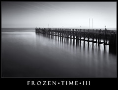 Frozen Time III (Joel Tjintjelaar) Tags: longexposure sea blackandwhite bw white black beach strand pier blackwhite long exposure 10 piers north 110 noordzee zee filter northsea nd vlissingen density stops noord flushing neutral ndfilter frozentime neutraldensityfilter blackwhitephotos 10stops larecherchedutempsperdu aplusphoto ysplix blackwhitelandscape multimegashot bw110nd bw110ndfilter tjintjelaar