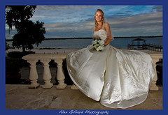 Kayley's Bridal Shoot (Alex Gilliard) Tags: park sunset lake alex water highlands sand florida bridal avon hardee lotela giliard