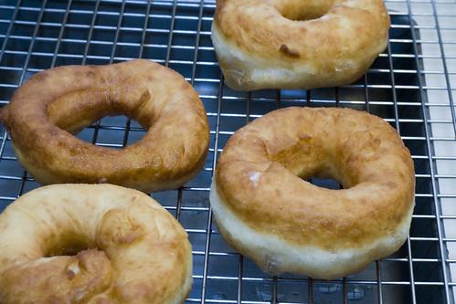 Naked doughnuts