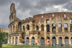Colosseum (Sabreur76) Tags: italy rome roma geotagged ruins italia searchthebest unescoworldheritagesite colosseum hdr colosseo vicenç spqr flavianamphitheater photomatix amphitheatrumflavium abigfave nikond80 impressedbeauty feliú citrit geo:lon=12491004 sabreur76 vicençfeliú geo:lat=4189026