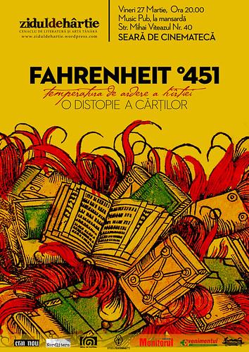 26 Martie 2009 » Fahrenheit 451