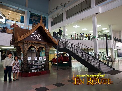 Laos Wattay Airport
