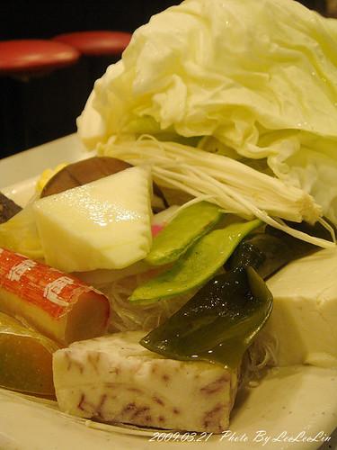 板橋溪崑街百元火鍋-品馨日式迷你涮涮鍋