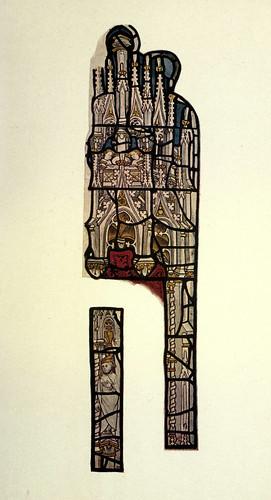 020- Paneles vitral de Todos los Santos-Nort Street- York siglo XV