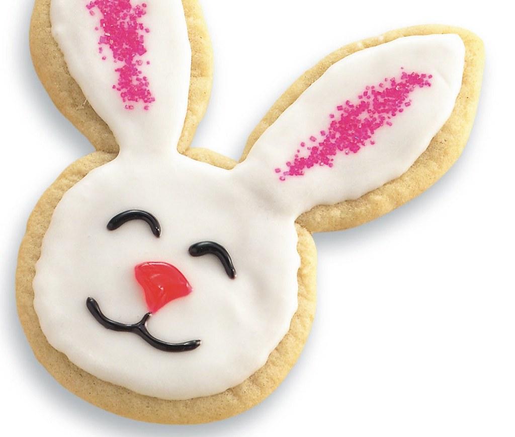 RECIPE: Rabbit Cookies