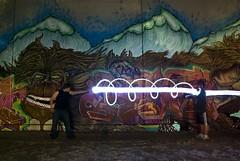 . (stefan-23) Tags: night lights pentax sigma leds 1770 2009 lightwriting dbz k10d gpedition2007