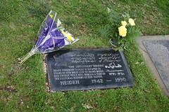 Hayedeh (Arash in LA) Tags: park memorial brothers singer pierce iranian westwood  diva heideh  hayedeh