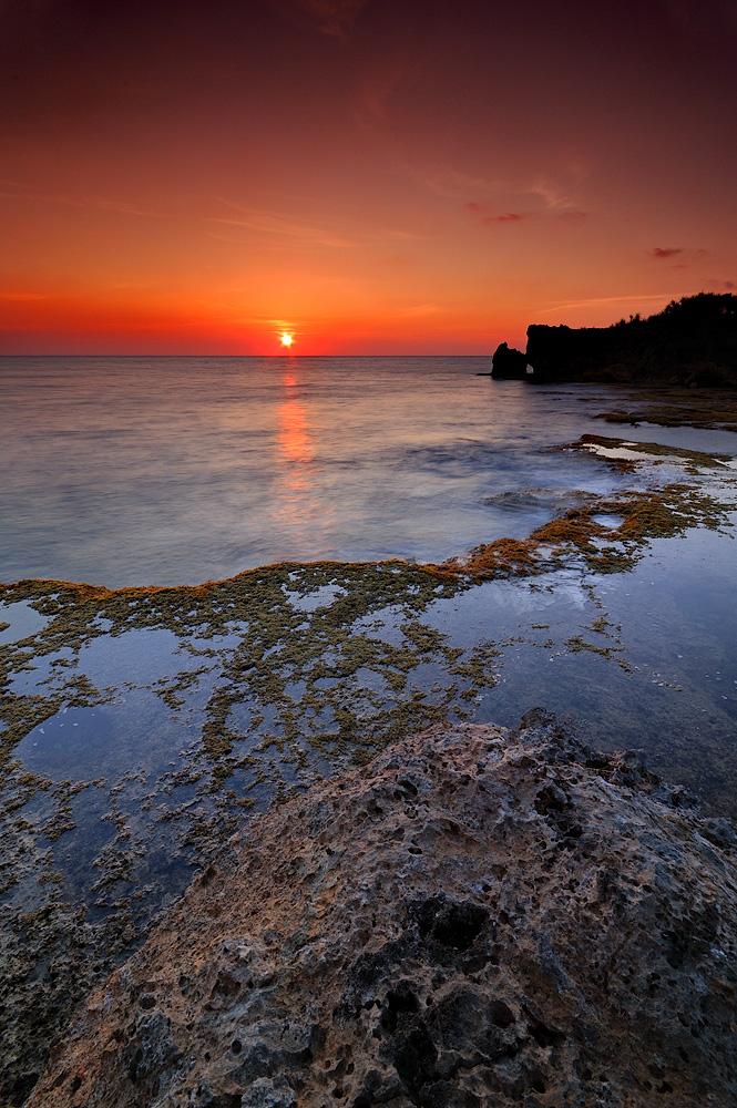Kabakungan Sunset Textures