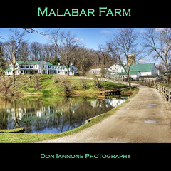 Malabar Farm (Don Iannone) Tags: road ohio water farmhouse barn rural fence reflections pond flickr farm lucas hdr smalllake photomatix malabarfarm stateofohio ohiodepartmentofnaturalresources doniannone lucasohio nikond80camera