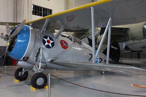 Warbird picture - Grumman F3F-2