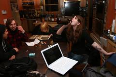 IMG_9723 (Dan Correia) Tags: party 15fav beer topv111 macintosh topv333 laptop rosie tattoos canonef1740mmf4lusm 580ex jair macbook
