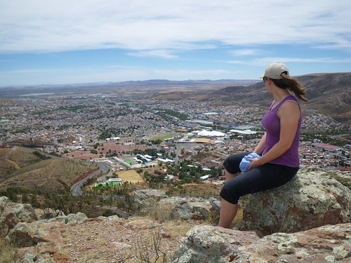 hiking in Zacatecas