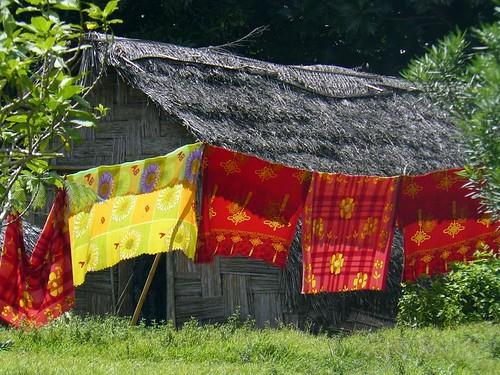Vanuatu : Ile de Tanna #76 : case