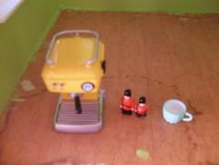 New ReMent (Austin4564) Tags: kitchen pepper miniature salt shaker rement maker cappuchino dollhouse