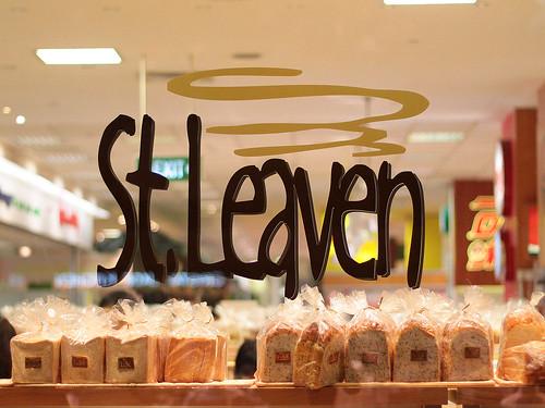 St. Leaven @ Takashimaya