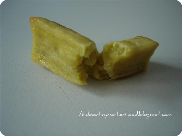 Sweet Potato Snack - Part II