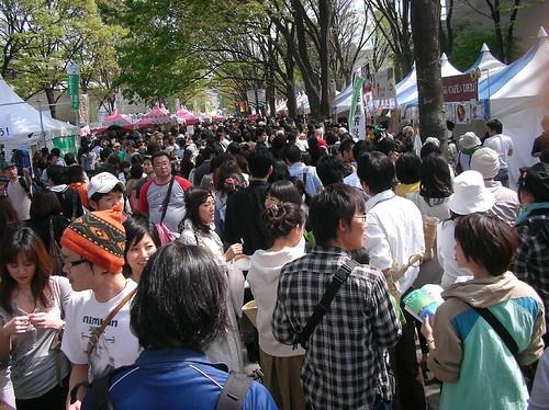 アースデイ東京2009 Earth Day Tokyo 2009