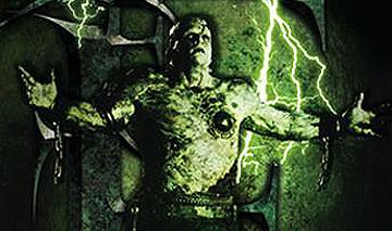 Frankenstein: It's alive... IT'S ALIVE!